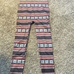 Pants - Wintery inspired leggings